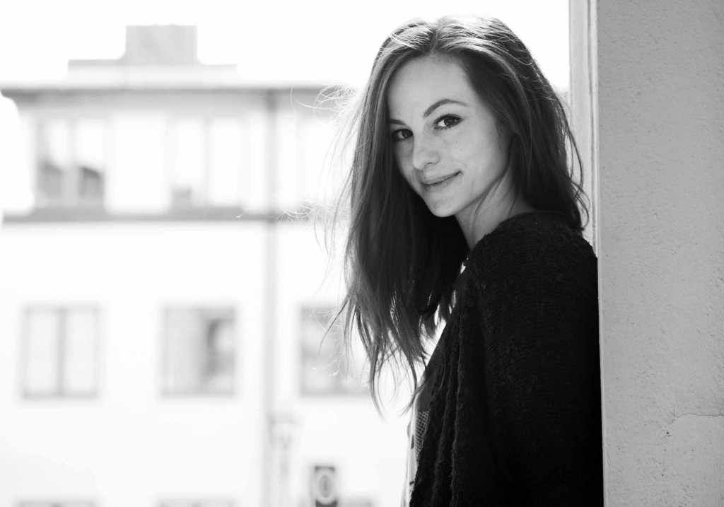 LINKÖPING 20130410Porträtt på 25-åriga Maria Wulcan från Linköping som gått kungliga balettskolan och försörjer sig som dansare. Bild Jeppe Gustafsson